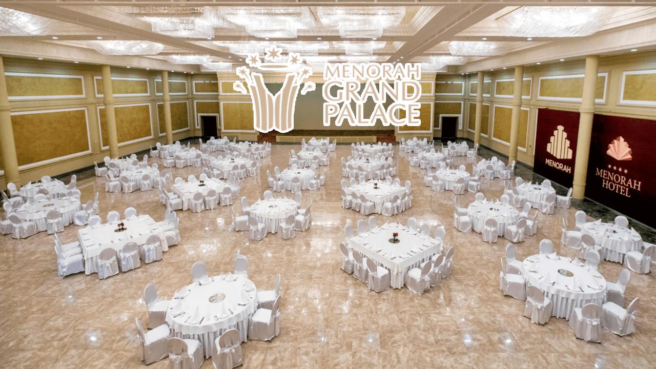Банкетно-ресторанный комплекс Menorah Grand Palace, Днепр. Как выглядит ресторан Менора Гранд Палас