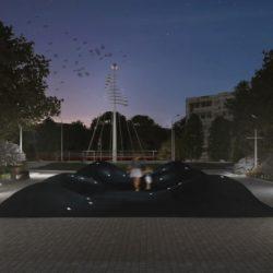 проект Реконструкции парка имени Юрия Гагарина